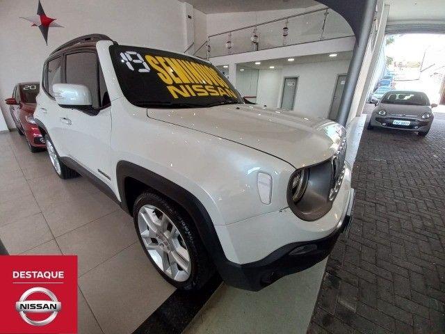 Jeep Renegade Limited Automático 2019 Branco - Foto 11