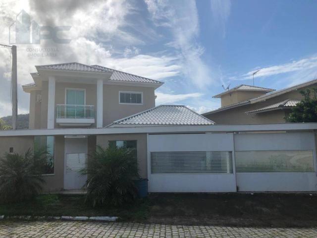 Casa com 3 dormitórios à venda, 400 m² por R$ 1.200.000,00 - Centro - Maricá/RJ