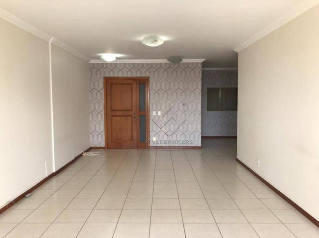 Apartamento no Edifício Giardino di Roma com 4 dormitórios à venda, 203 m² por R$ 880.000  - Foto 4