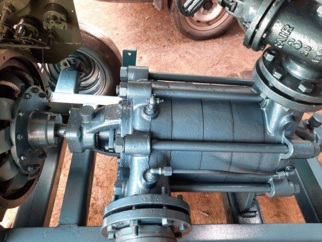 Motor de Irrigação Mercedes 4 cilindros - Foto 4