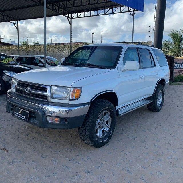 Toyota Hilux SW4 V6 1999 Blindada com Gás - RARIDADE!!!
