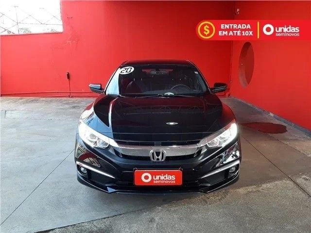 Honda civic 2.0 Ex 2020 IPVA GRÁTIS