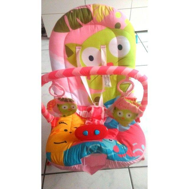 Cadeira de descanso para bebês Multikids baby