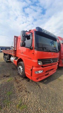 MB Atego 2425/2008 Truck Carroceria em ótimo estado!!!