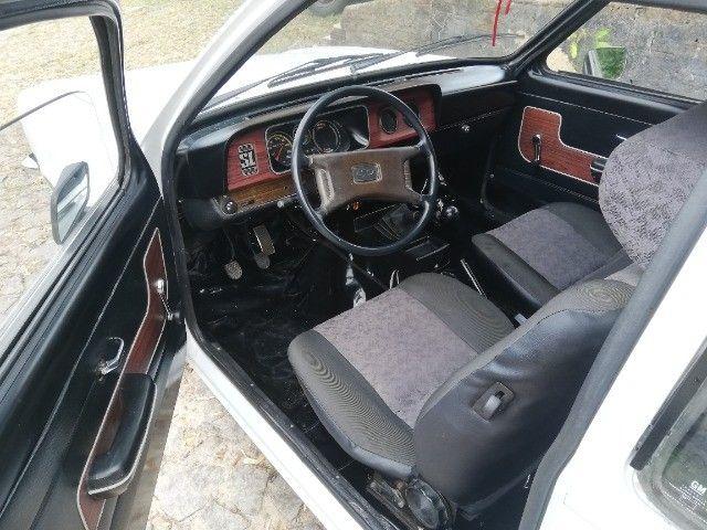 Chevette 1979 com motor AP 2.0 injetado MI, em ótimo estado. - Foto 8