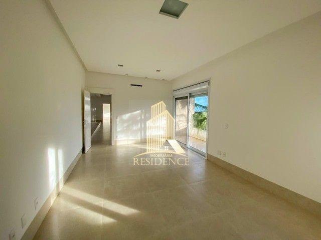 Casa de Luxo Alphaville 1 - Cuiabá - ótima localização no condomínio.  - Foto 7