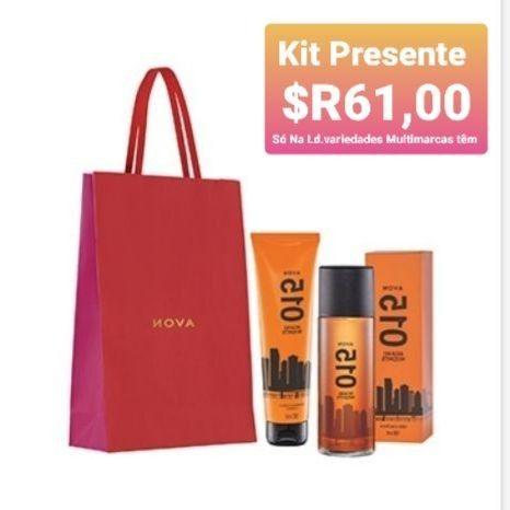 Kits presentes Avon só na Ld.variedades Multimarcas têm  - Foto 5