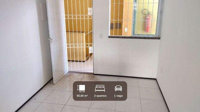 AP1680- Aluga apartamento no Montese com 2 quartos, 1 vaga, sem taxa de condomínio - Foto 3