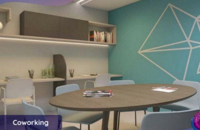 KMRL- Edf. Shopping Living Residence apt 1703 exclusivo todo no Acabamento Delux - Foto 3