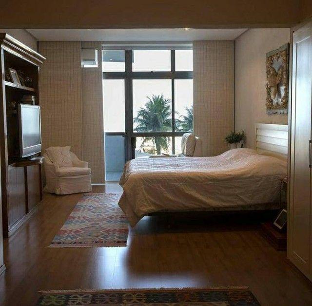 ATLÂNTICA, Posto 4! Clássico apartamento frontal mar, sol manhã, 677 m², 3 vagas! - Foto 15