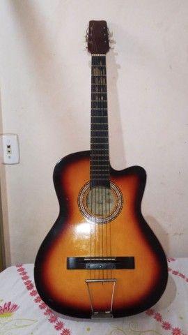 Vendo violão arcústico