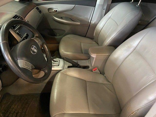 Toyota Corola Gli 2013 - Blindado - Automático  - Foto 9