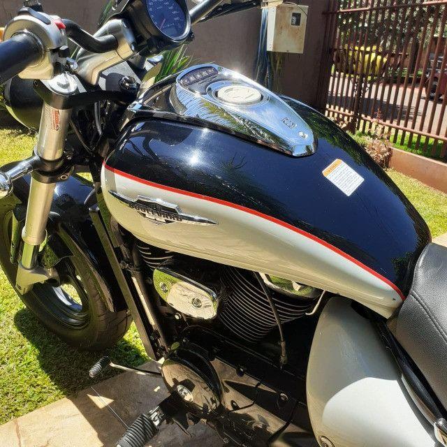 Moto Suzuki Boulevard 2009 - Foto 8