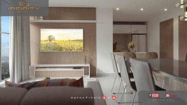 Apartamento Com 3 Suítes - Infinity Residence - Foto 11