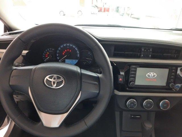 Corolla GLI 1.8 Flex Automático, 76 mil km - 2016 - Foto 7