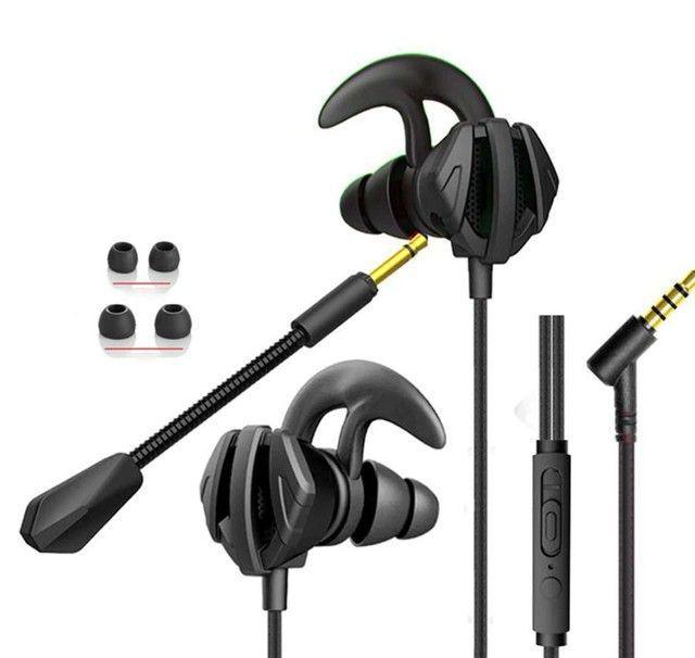 Fone Gamer com Microfone para Streamer  - Foto 2