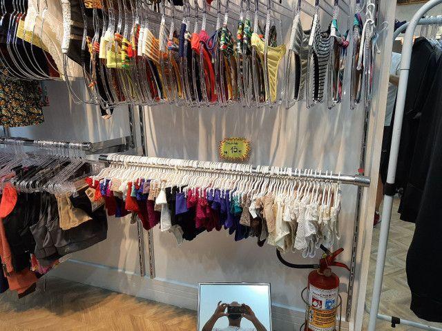 Vendo Estoque de Roupas Femininas, Lingerie, Pijamas  Fittnes, Calçados e Sandálias  - Foto 2