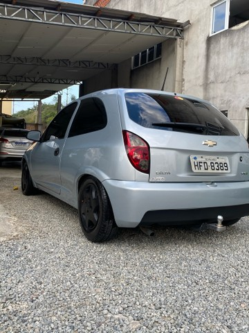 Celta 2012 básico 1.0  - Foto 3