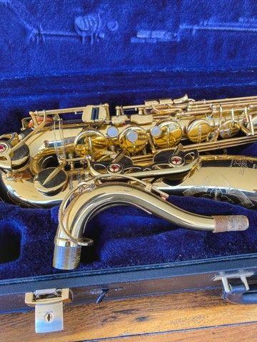 Sax Tenor Yamaha Custom EX Yts-875EX - Foto 6