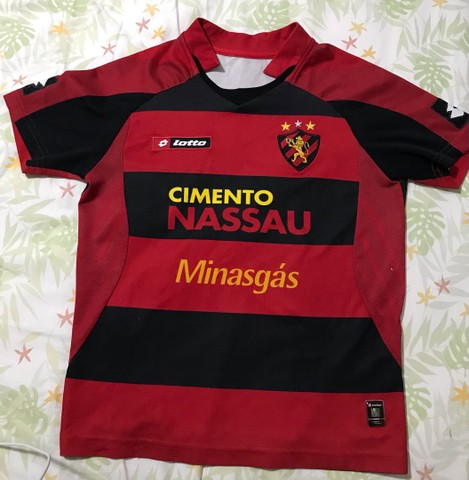 Camisa Sport Recife feminina P