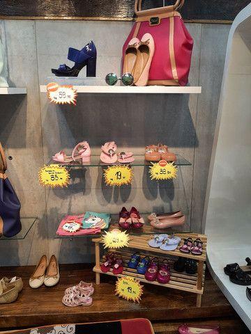 Vendo Estoque de Roupas Femininas, Lingerie, Pijamas  Fittnes, Calçados e Sandálias  - Foto 6