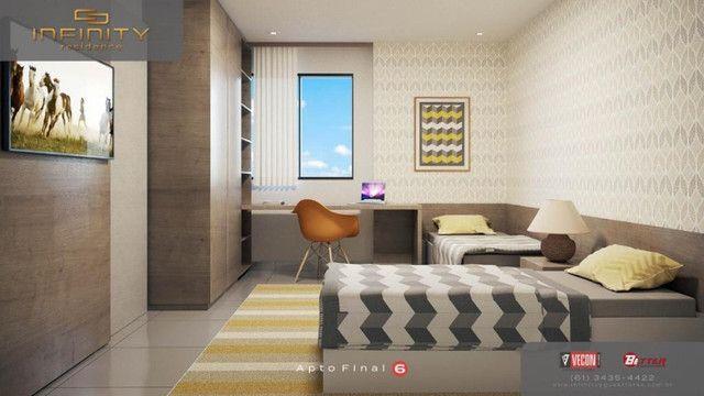 Apartamento Com 3 Suítes - Infinity Residence - Foto 6