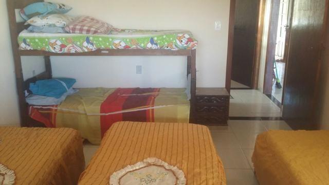 Casa com piscina em s.José de Almeida. 350 a diária do fim de semana comum - Foto 8