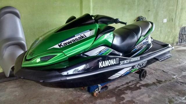 Jet Ski Kawasaki Ultra 300 X 2012 Com 85 Hrs