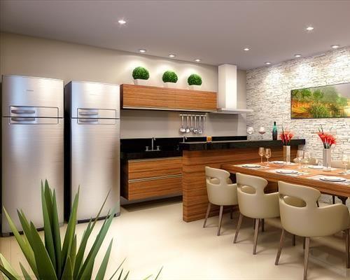 Apartamento à venda com 2 dormitórios em Praia do canto, Vitória cod:3405 - Foto 5