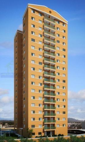 Apartamento à venda com 3 dormitórios em Bairro vermelho, Vila velha cod:3403 - Foto 2