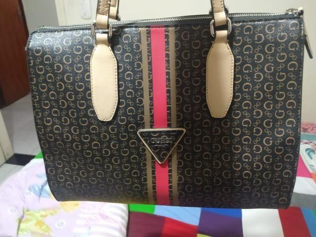 d9832aedb Conjunto Bolsa e carteira feminina Guess original - Bolsas, malas e ...
