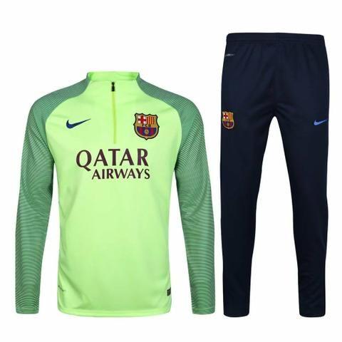 9fb98623c7fa8 Agasalho Nike Barcelona Exclusivo - TAMANHO  G - GG - PRONTA ENTREGA ...