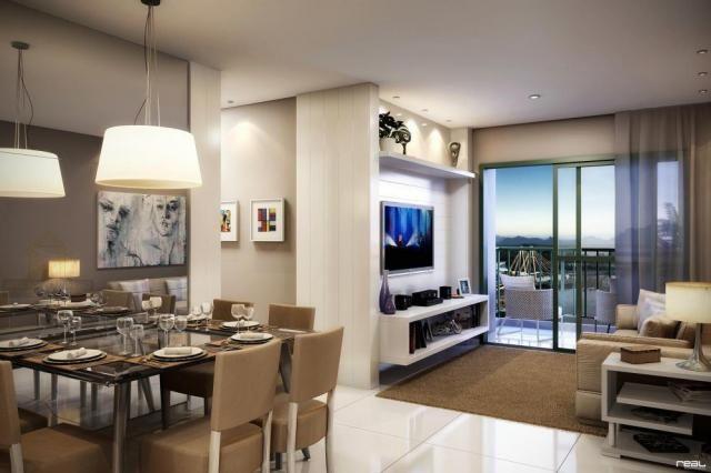 Apartamento à venda com 3 dormitórios em Bairro vermelho, Vila velha cod:3403 - Foto 6
