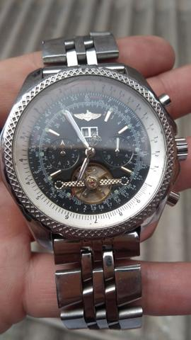 c33fc76c93b Relógio Breitling da Bentley - Bijouterias