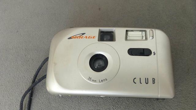 Máquina fotográfica mirage