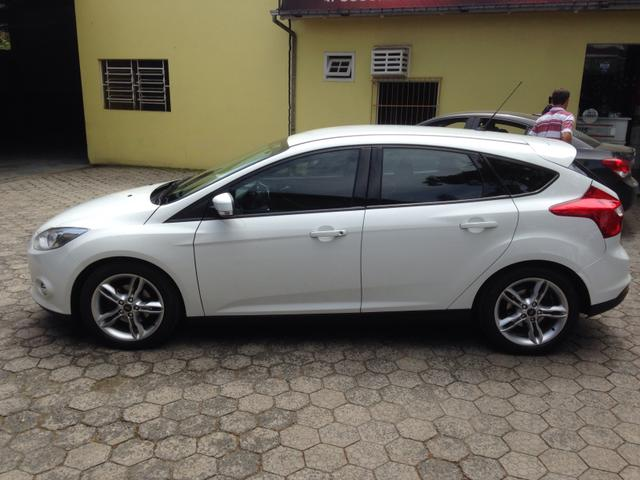Ford Focus PowerShitf 2.0