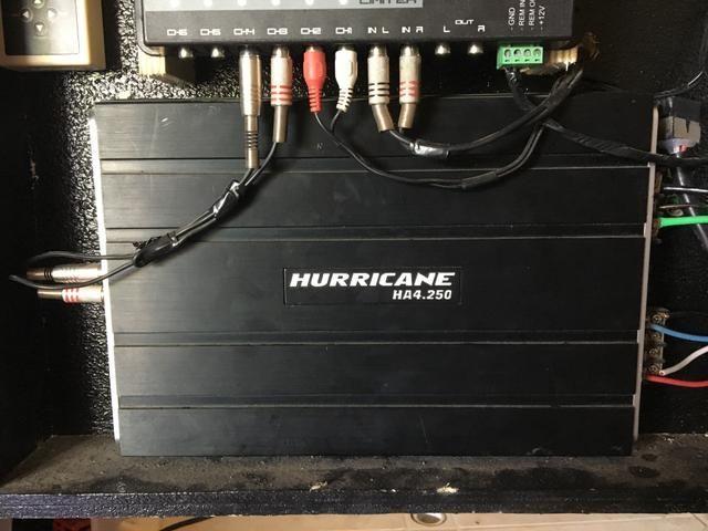 Módulo Hurricane 1000.4 canais