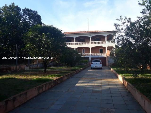 Chácara para Venda em Álvares Machado, Chacara Artur Boygues, 3 dormitórios, 1 suíte, 1 ba - Foto 5