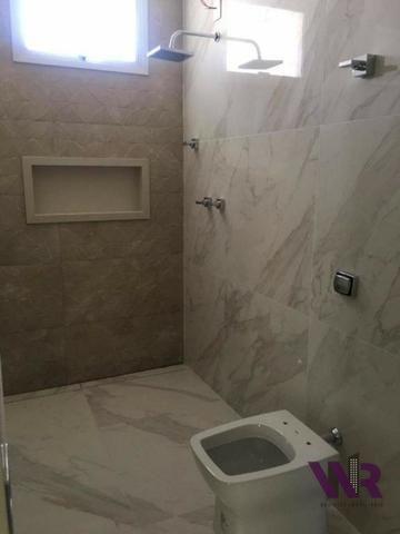 Privilegiada casa á venda, em condomínio fechado, no Gran Royalle - Montes Claros/MG - Foto 14