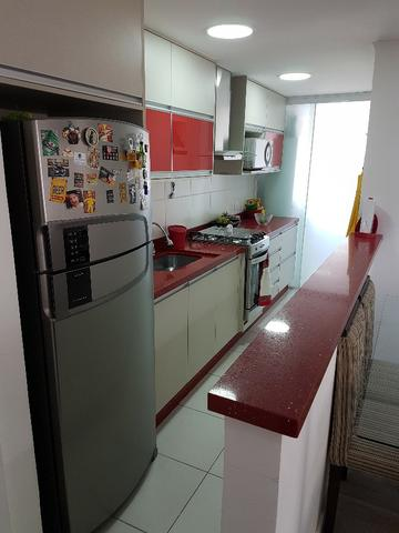 Apartamento com 3 dormitórios à venda, 69 m² por R$ 420.000 - Capão Raso - Curitiba/PR - Foto 4