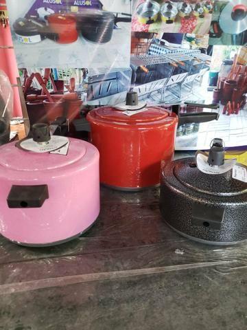 Panelas de pressão vários tamanhos - Foto 3
