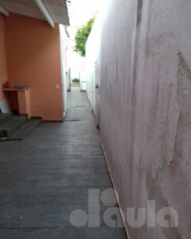 Bairro santo antonio - scs - terreno com salão e casa nos fundos - 6 x 20m - Foto 10