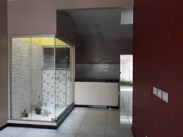 Condomínio Jardim Amazônia II casa na planta com entregamos em 4 meses - Foto 7