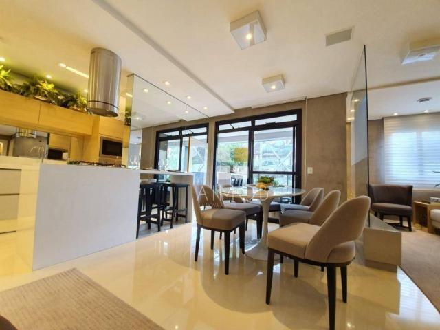 ECOVILLE - Lindo apartamento de 2 dormitórios 1 suíte no condomínio MADRI - Foto 6