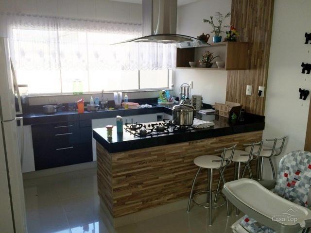 Casa à venda com 4 dormitórios em Estrela, Ponta grossa cod:016 - Foto 6