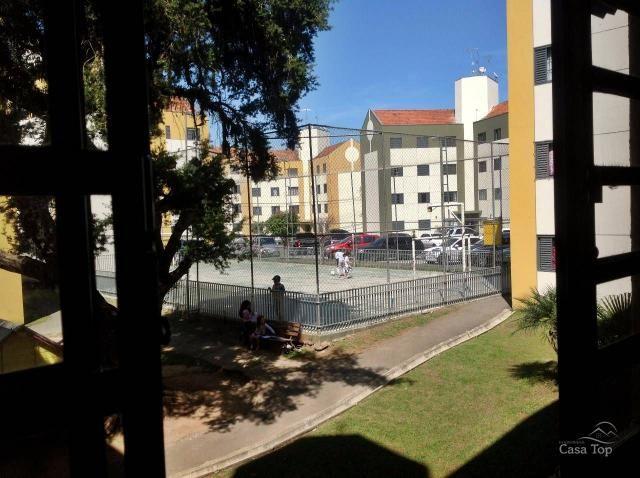 Apartamento à venda com 3 dormitórios em Cidade industrial, Curitiba cod:1416 - Foto 3
