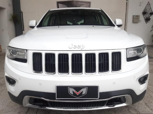Jeep Grand Cherokee 3.6 Limited 4x4 v6 2015/2015 Branca - Foto 5