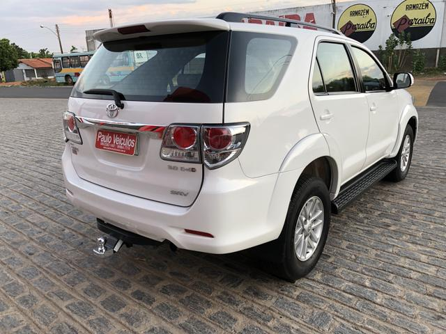 Toyota hilux sw4 srv ano/2013 - Foto 6
