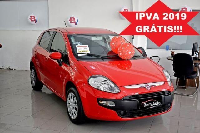 Fiat Punto 1.4 AtTractive Manual 2015
