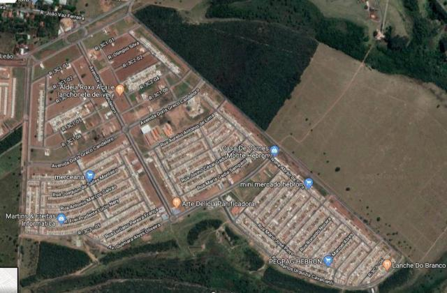 ÁGIO de terreno à venda, 300 m² por R$ 37.000 - Monte Hebron - Uberlândia/MG